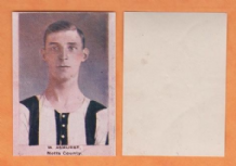 Notts County William Ashurst England